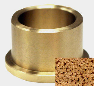 Machining Sintered Bronze